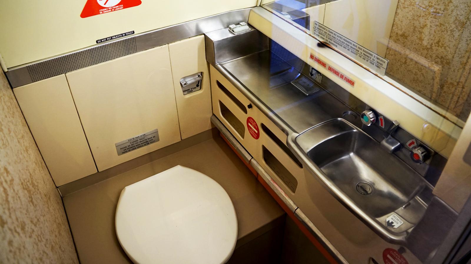 Concirde 002:n WC