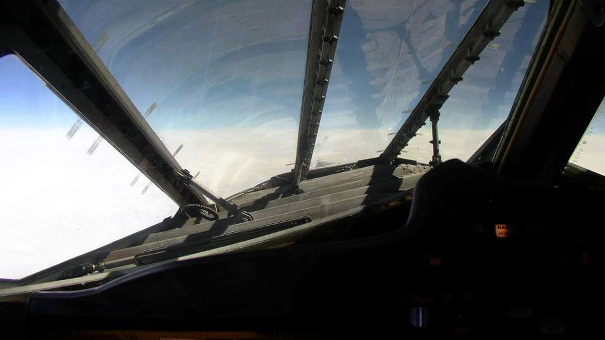 Concorde lennossa