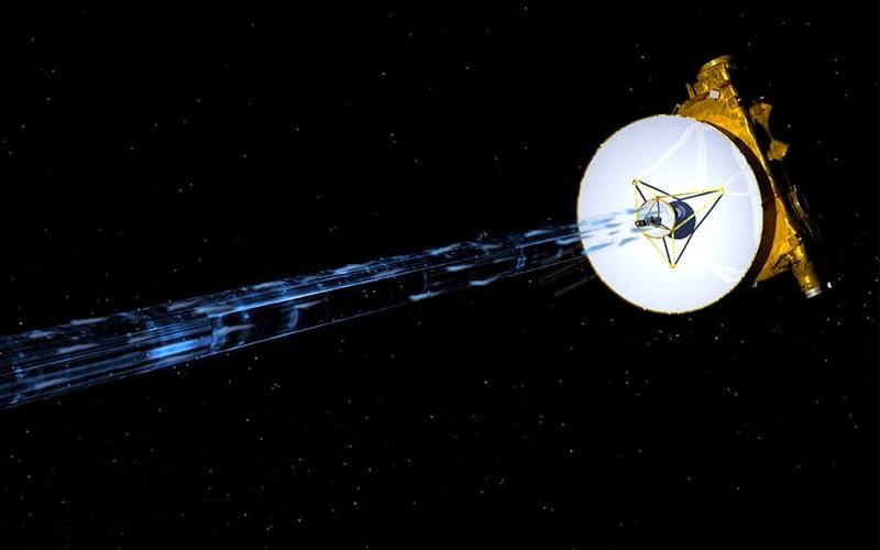 Kuva: NASA / JHUAPL / SwRI