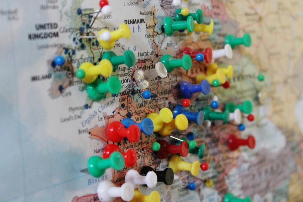 Erikoinen Kartta Pakottaa Miettimaan Etelaa Ja Pohjoista Tiedetuubi