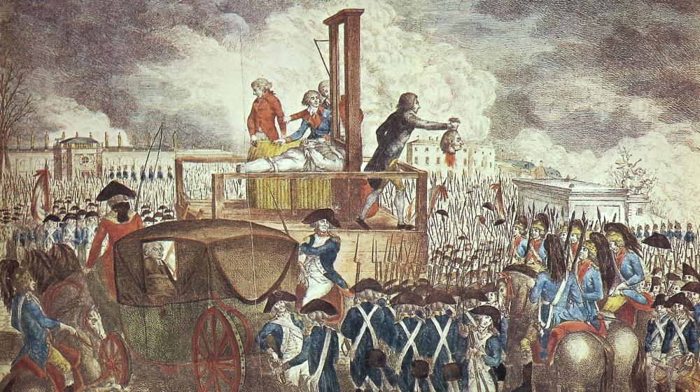 Ludvig XVI:n teloitus
