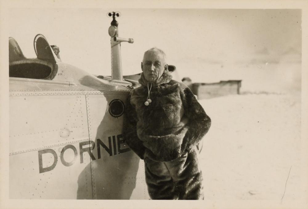 Amundsen Huippuvuorilla